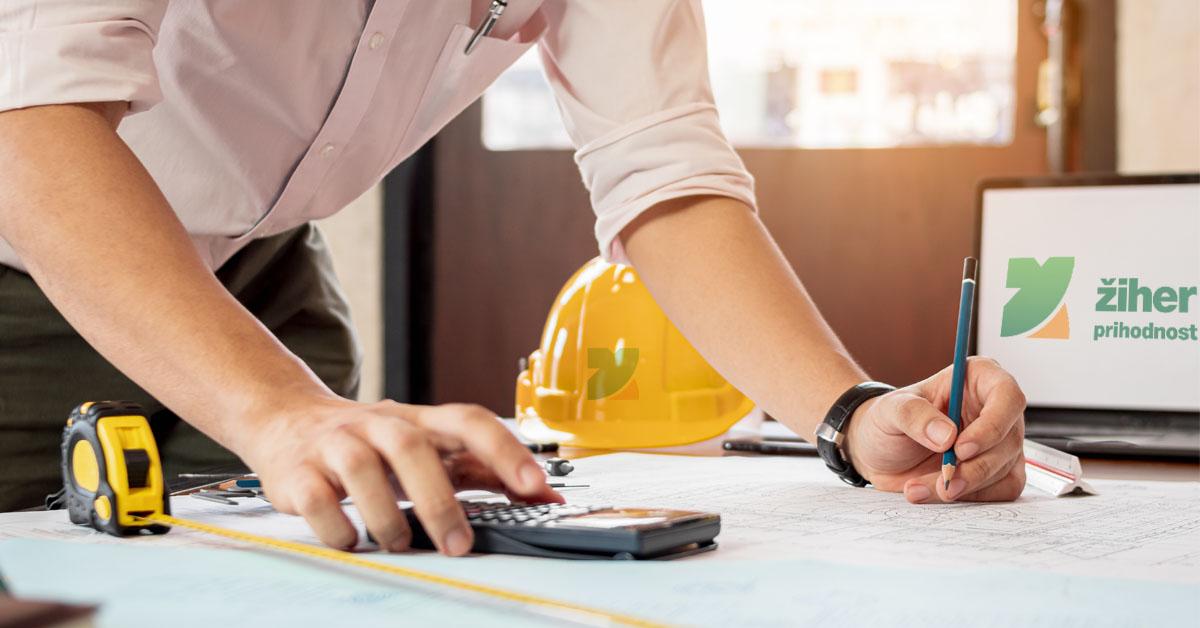 Išče se inženir gradbeništva (m/ž)