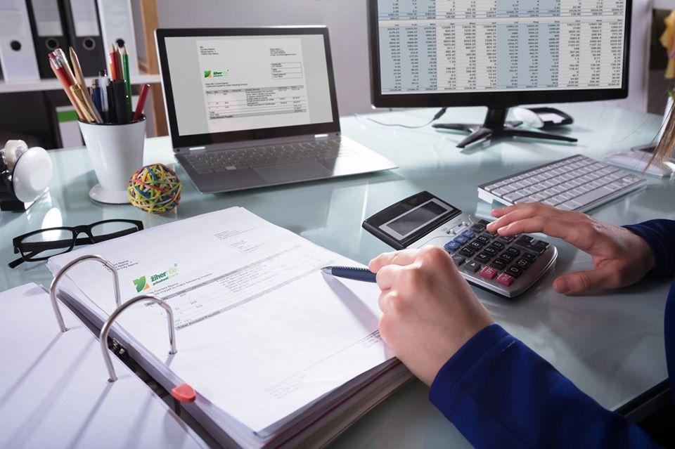 Išče se računovodja (m/ž) in referent za obračun plač (m/ž)